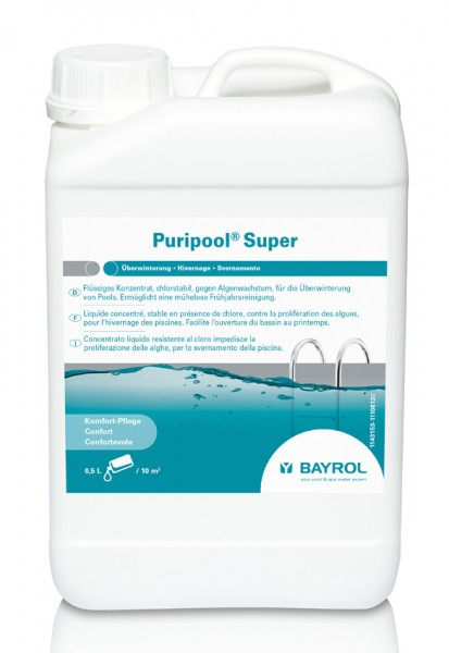 Bayrol Puripool Super 3 kg Kanister