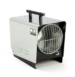 Heizgebläse Remko PGM 30 E 10,0 - 26,0 kW, Edelstahl