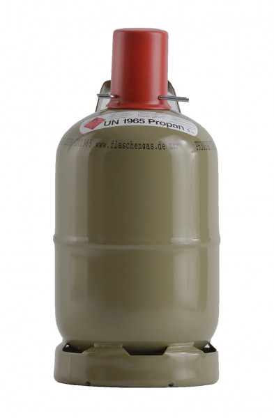 Gasflasche 3 kg Grau, Nutzungsflasche Propan