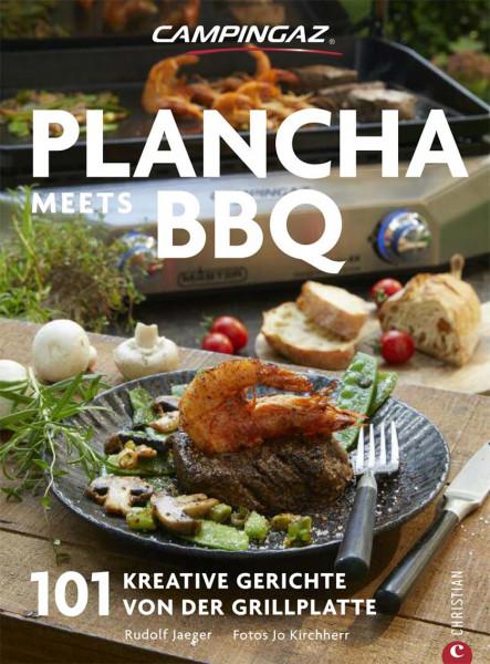 Campingaz Plancha meets BBQ Kochbuch