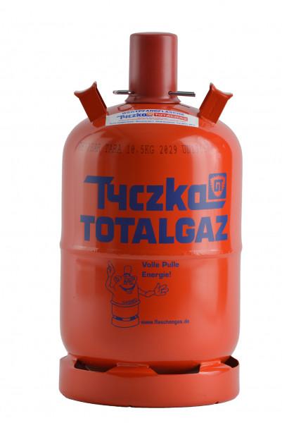Gasflasche 11 kg Rot, Pfandflasche Propan