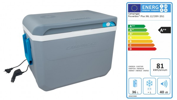 Campingaz Powerbox Plus 36 L 12/230 V