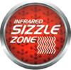 Inkl. SIZZLE ZONE Brenner!