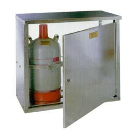 flaschenschrank f r 11 und 33 kg flaschen g tz gasger te. Black Bedroom Furniture Sets. Home Design Ideas