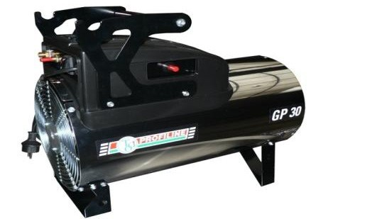 Gas-Heizgebläse Profiline GP 30