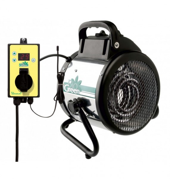 Elektroheizung Palma mit digitalem Thermostat