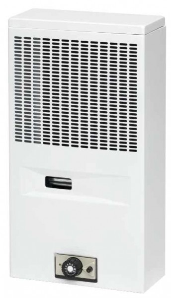 Oranier Gas Heizautomat Werra Weiß 2 kW
