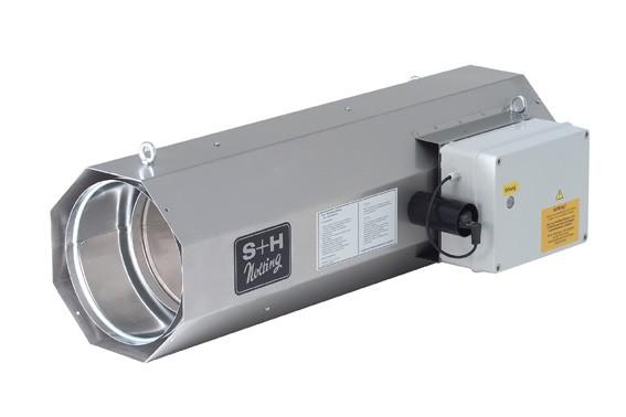 Warmlufterzeuger NG-LF 10 S