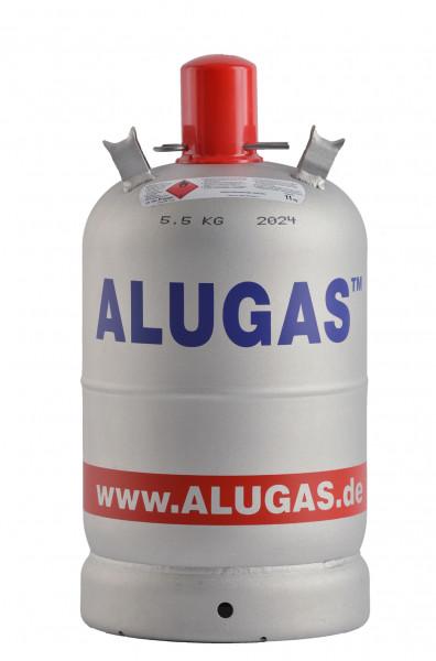 Gasflasche 11 kg Alu, Nutzungsflasche Propan