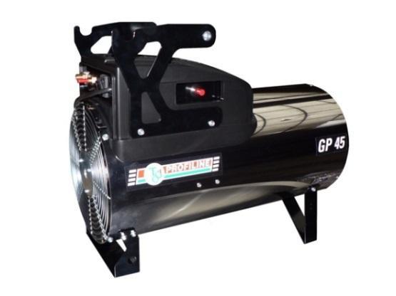 Gas-Heizgebläse Profiline GP 45