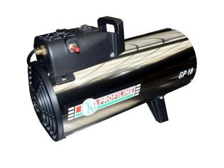 Gas-Heizgebläse Profiline GP 18