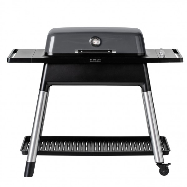 Everdure FURNACE Gasgrill, Graphite Front
