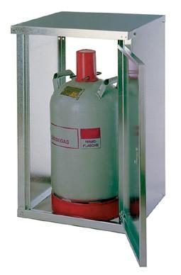 Flaschenschrank 1 x 11 Kg-Flasche