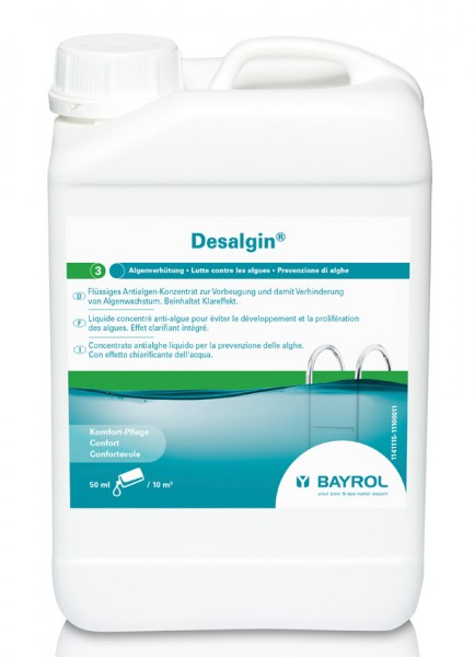 Bayrol Desalgin 3 L Kanister