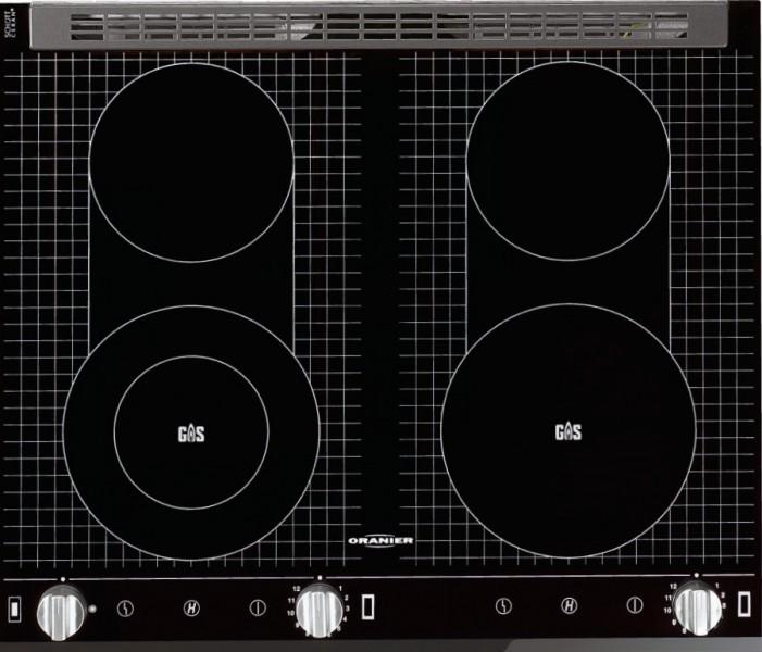 gas unter glas kochfeld ekg 2736 kochmulden glaskeramik oranier gas kochmulden kochen. Black Bedroom Furniture Sets. Home Design Ideas