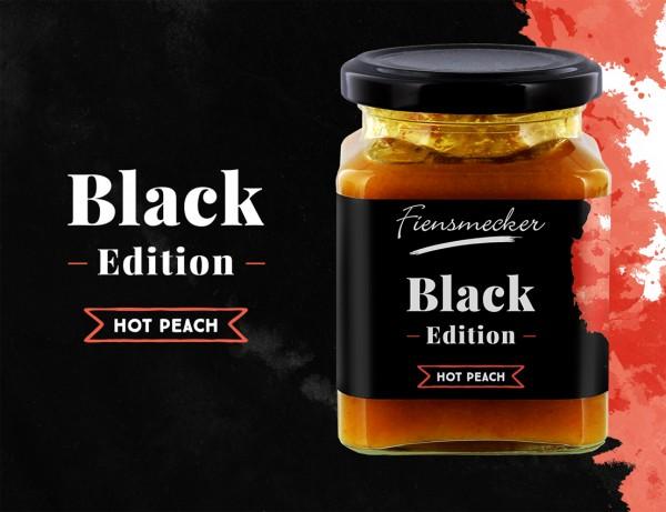Hot Peach Sauce Fiensmecker